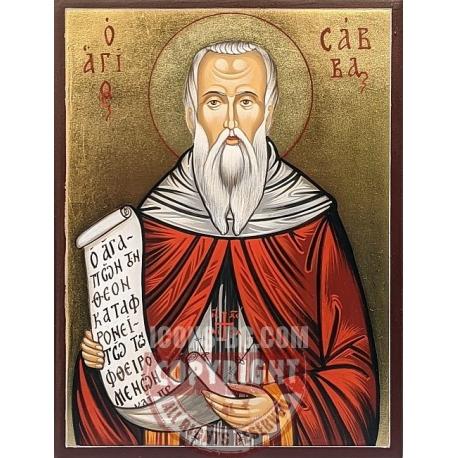Свети Сава - икона от РОСЕН