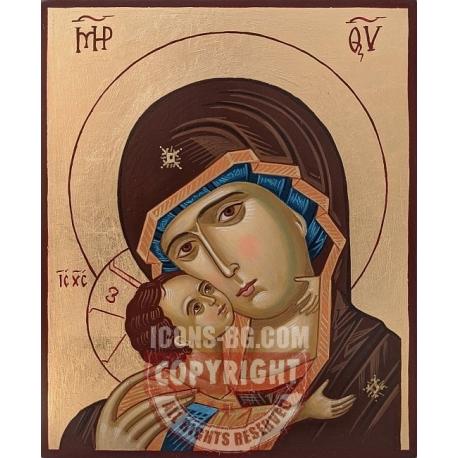 Богородица Умиление (Владимировска) - икона от ДРУЖИНИН