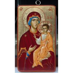"""Света Богородица """"Одигитрия"""" - икона от ЕМИЛИЯ"""