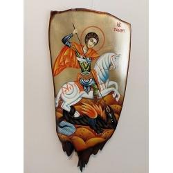 Свети Георги - икона от ГЕОРГИ