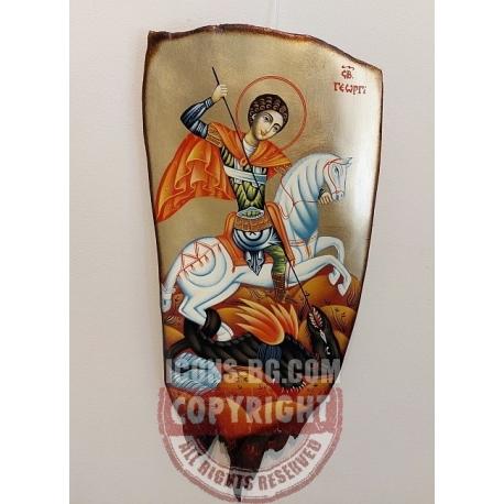 Свети Георги - икона от ЧАУШЕВ