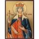 Иконата на Св. Елена в по-малък размер- 20/15 см.